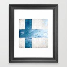 Finland Framed Art Print