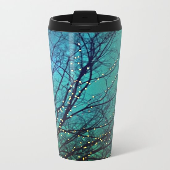 magical night Metal Travel Mug