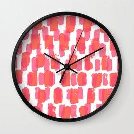 Paint Play II Wall Clock