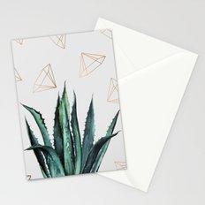 Agave Geometry #society6 #decor #buyart Stationery Cards
