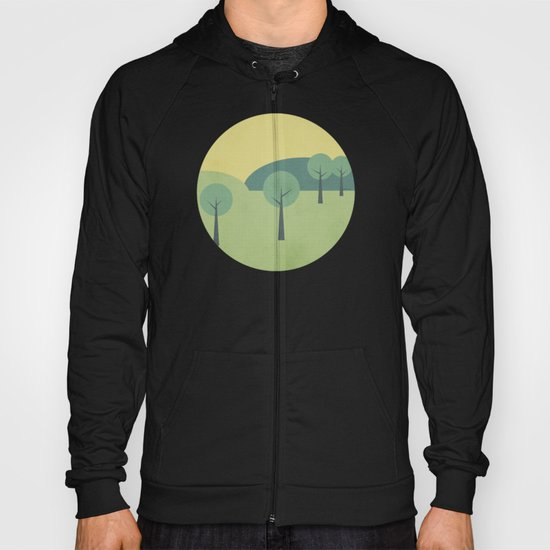 Whimsical Forest Hoody