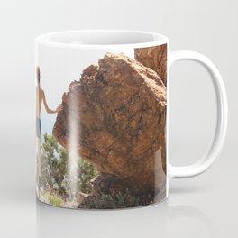 Divine Feminine Stepping into Power Coffee Mug