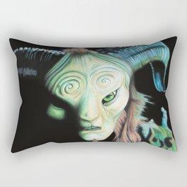 The Faun Rectangular Pillow
