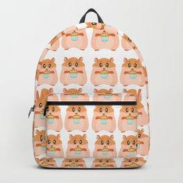 cute hamster Backpack