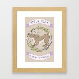 HYZENTHLAY Framed Art Print
