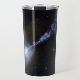 Active Black Hole Squashes Star Formation Travel Mug