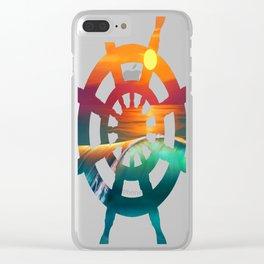 Sailor-Memories Clear iPhone Case