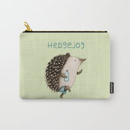 Hedgejog Carry-All Pouch