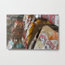 Kitchen Still Life: Louisiana Cooking Metal Print