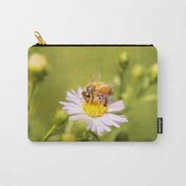 European honey bee Carry-All Pouch