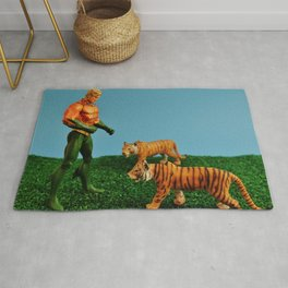 Waterboy's Nightmare Rug