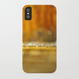 In another lonely universe iPhone Case