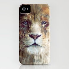 Lion // Majesty iPhone (4, 4s) Slim Case