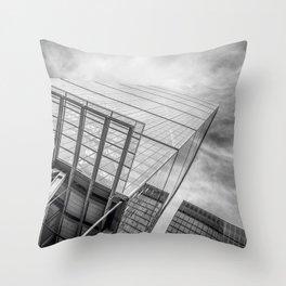 London skyscraper Throw Pillow