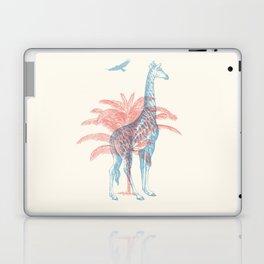Giraffe - Where they Belong Laptop & iPad Skin