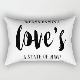 Rhiannon - Stevie Nicks Rectangular Pillow