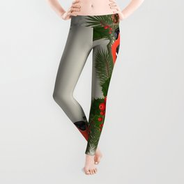 Christmas or New Year decoration Leggings