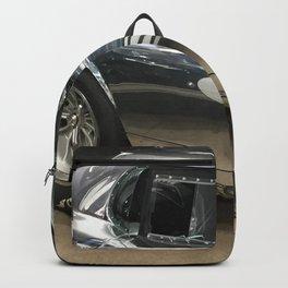 Shiny car Backpack