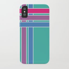 Step in Line iPhone Case