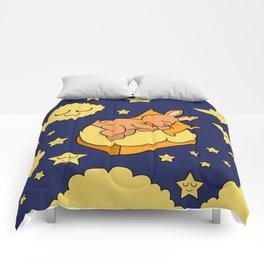 Sleeping Bunny Comforters