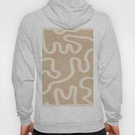 abstract minimal  65 Hoody