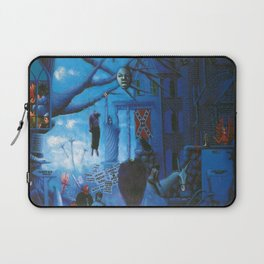 Archibald Motley African-American Masterpiece: Forgive Them Father For They Know Not What They Do. Laptop Sleeve