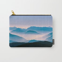 Pale Morning Light Carry-All Pouch