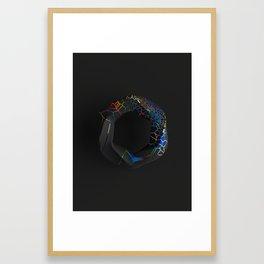 Heigh-ho Framed Art Print