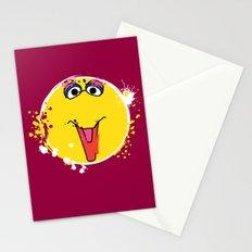 Big Bird Splatt Stationery Cards