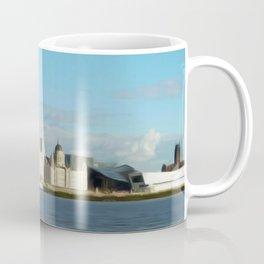 Liverpool Waterfront (Digital Art) Coffee Mug