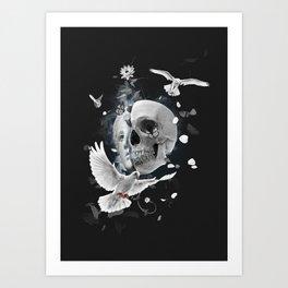 Visio Art Print