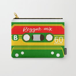 REGGAE MIX TAPE Carry-All Pouch