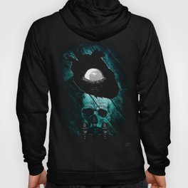 """The Tell-Tale Heart"" - Edgar Allan Poe Series Hoody"