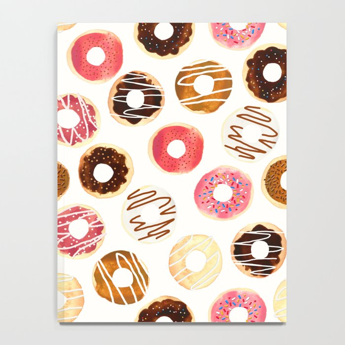 Donuts For Days Notebook