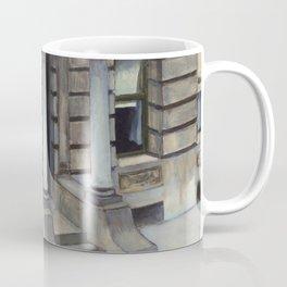 Edward Hopper New York Pavement Coffee Mug