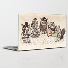 Strange Animals Laptop & iPad Skin