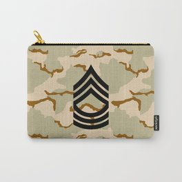 Master Sergeant (Desert Camo) Carry-All Pouch