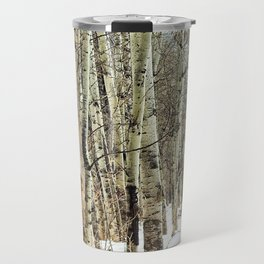 Into the Silence Travel Mug