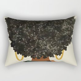 Black Art Matters Rectangular Pillow