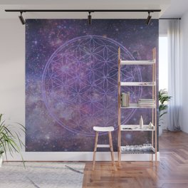 Sacred Geometry 10 Wall Mural