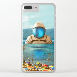 The Social Attempt Clear iPhone Case