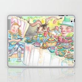 Alice's Mad Tea Party Laptop & iPad Skin