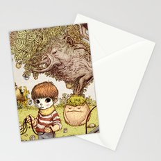 between us Stationery Cards