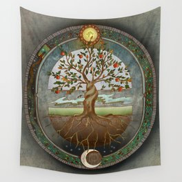 Ouroboros Wall Tapestry