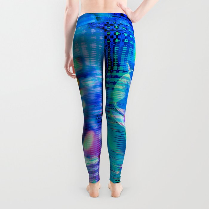 Flower - Imagination Leggings