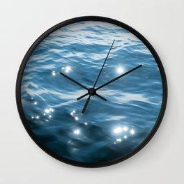 Salty Water Wall Clock