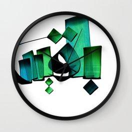 Bilqis Wall Clock