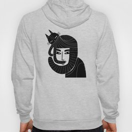 CAT BEARD Hoody