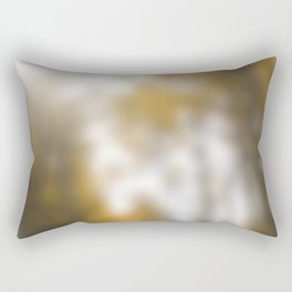 The forest blessed with rain Rectangular Pillow