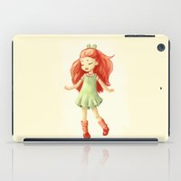 ginger iPad Cases featuring Ginger by Freeminds